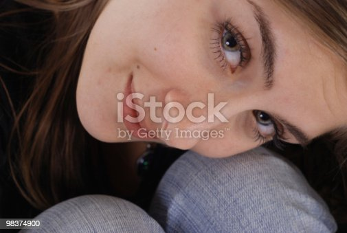 Jeans Beauty Shot Stock Photo & More Pictures of Adult