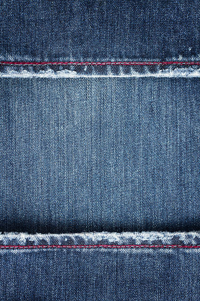 Jeans border with copy space Jeans background border with copy space skinny pants stock pictures, royalty-free photos & images