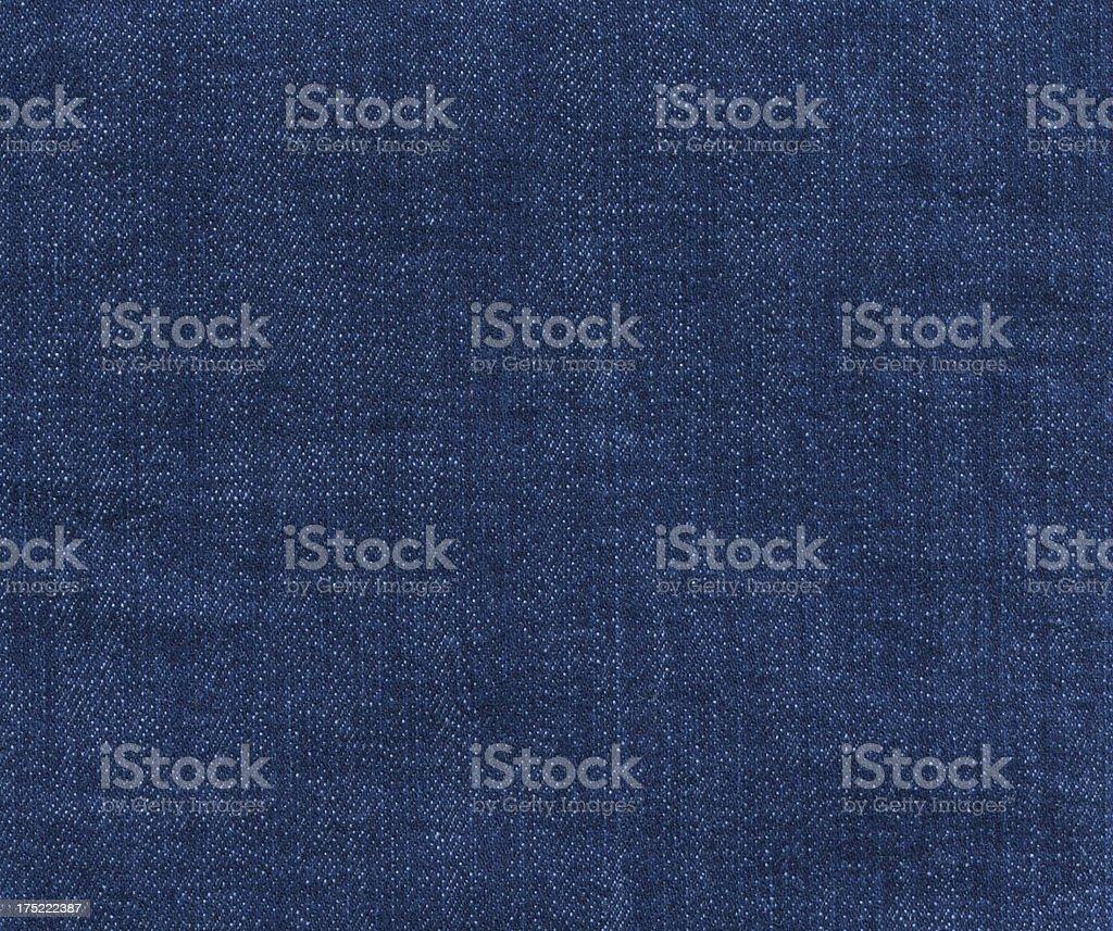 Jeans denim detail royalty-free stock photo