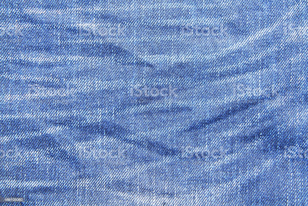 Jeans denim detail stock photo