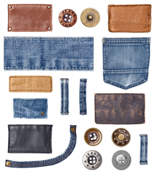 jeans denim - jeans stock photos and pictures