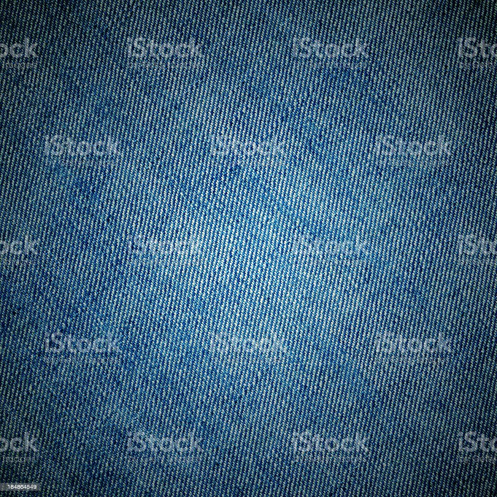 Jeans denim texture (XXXL) stock photo