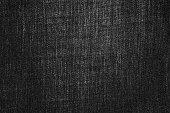 Jeans texture background black