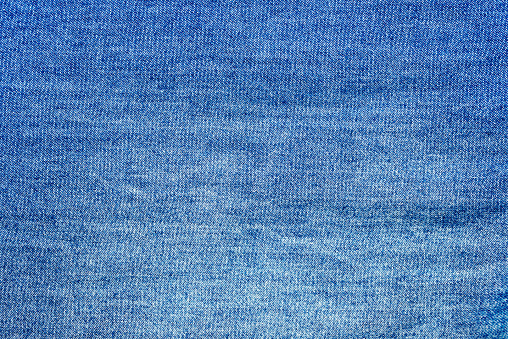 Jeans Texture Background Stock Photo - Download Image Now