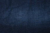 Jeans texture –close up.