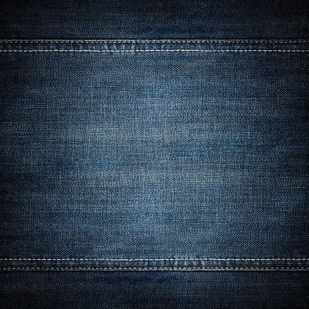 XXXL Jeans texture stock photo