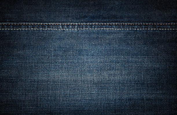 Jeans texture stock photo