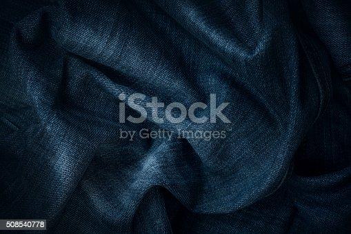 istock Jeans texture 508540778
