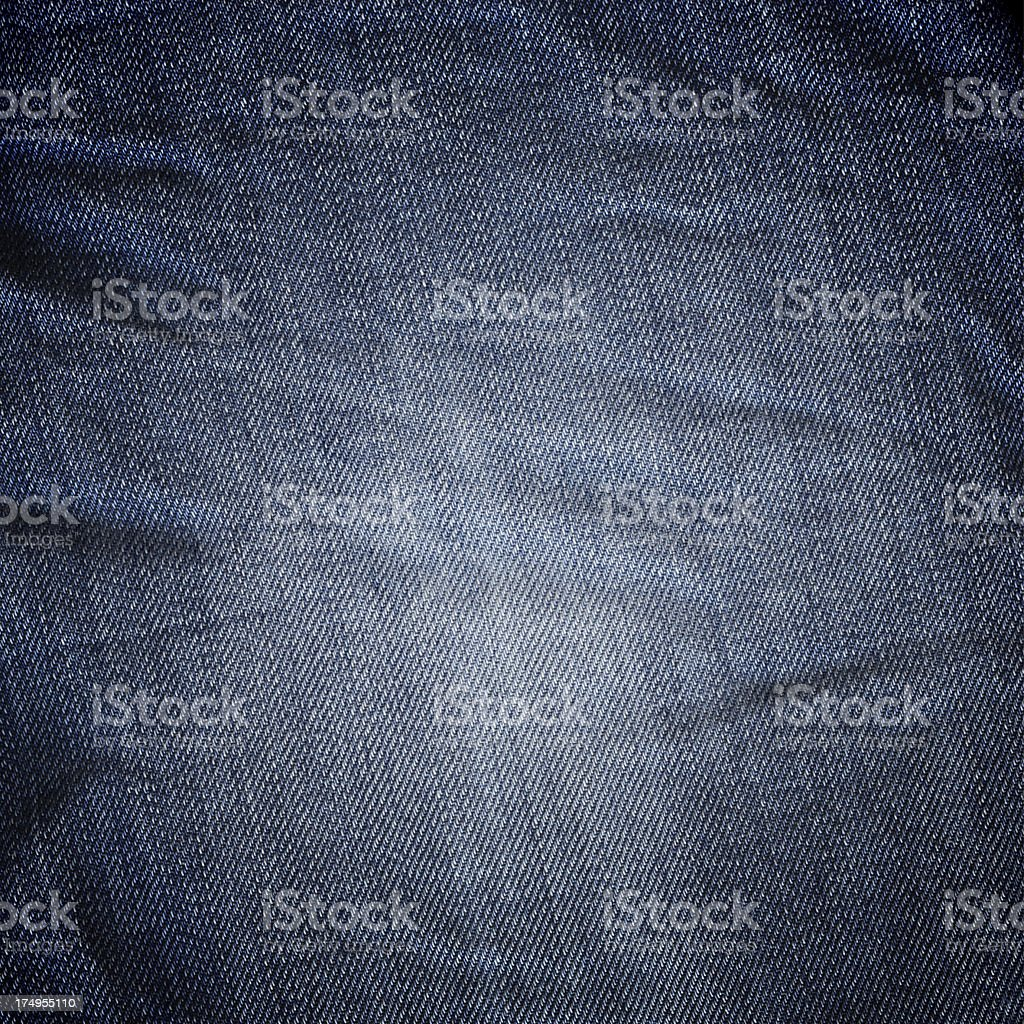 Jeans texture XXXL royalty-free stock photo