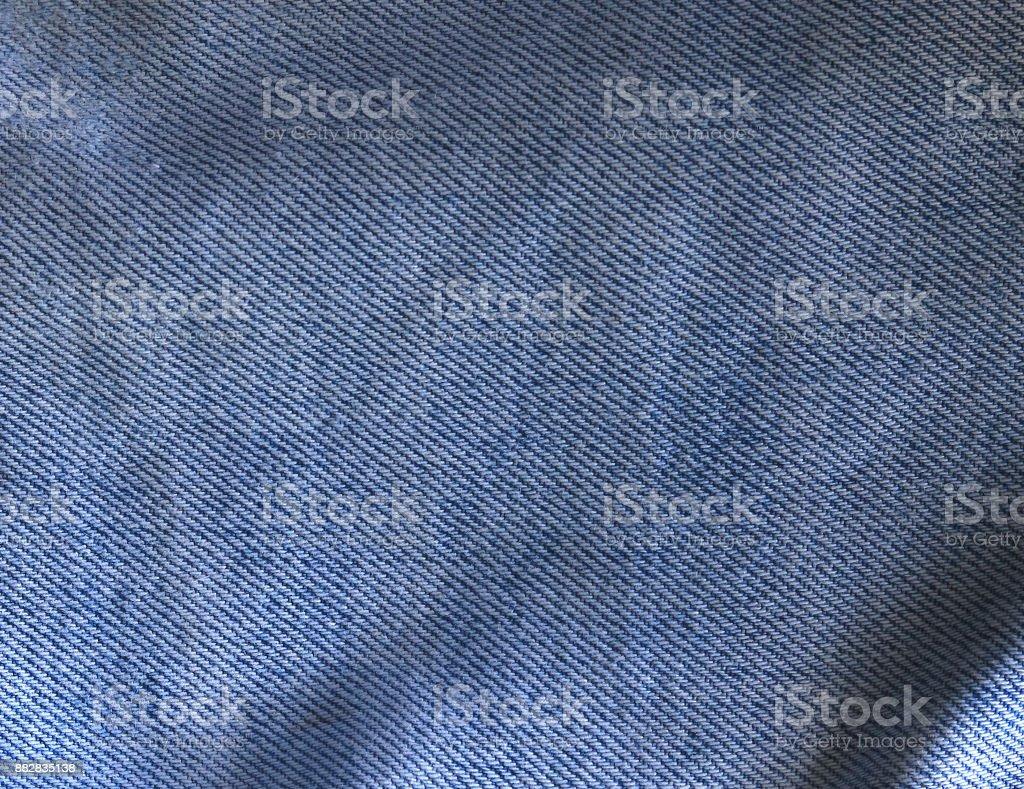 Jeans torn denim texture stock photo