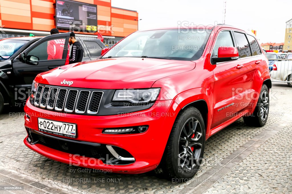 Jeep Grand Cherokee Srt >> Jeep Grand Cherokee Srt8 Stock Photo Download Image Now