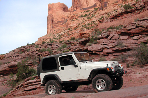 Jeep Rubicon Offroad II