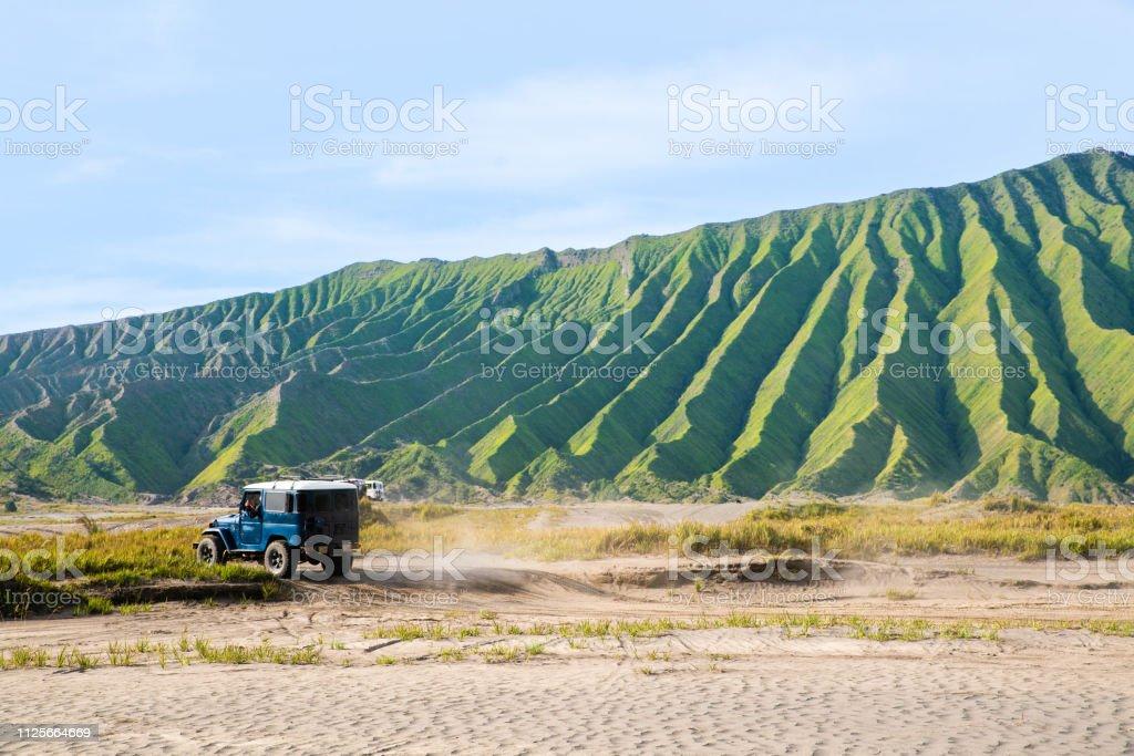 Jeep-Service für Sightseeing rund um Bromo Bergtour – Foto