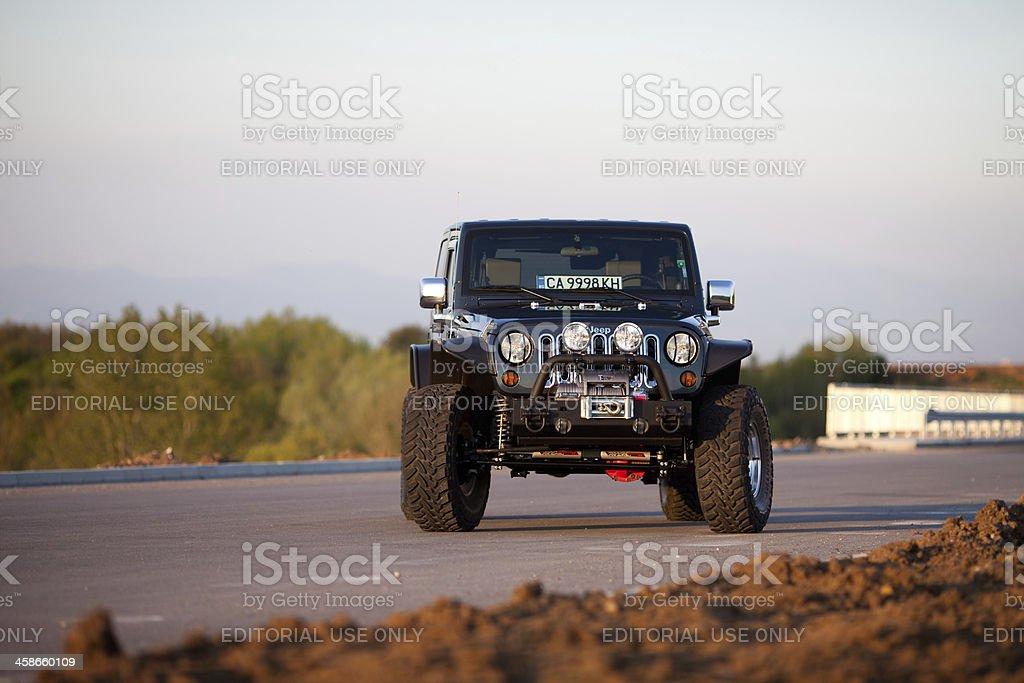 Jeep Wrangler – Foto