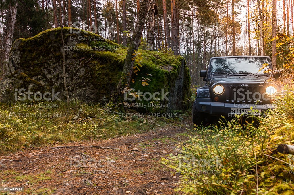 Jeep Wrangler - Photo