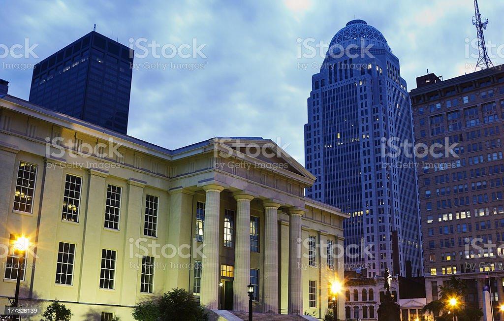 Jefferson County Building stock photo