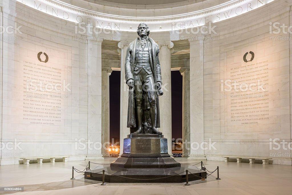 Le Jefferson Memorial, à Washington, D.C. - Photo