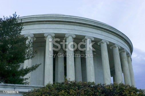 istock Jefferson Memorial 172665874