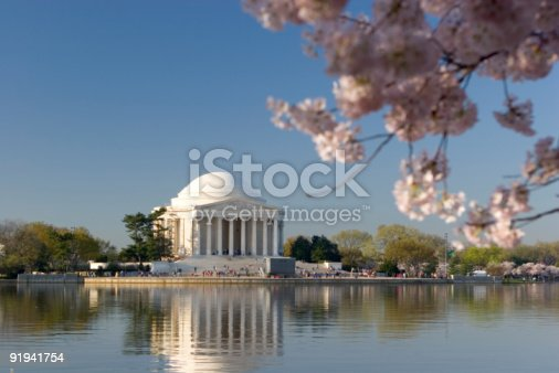 istock Jefferson Memorial 91941754