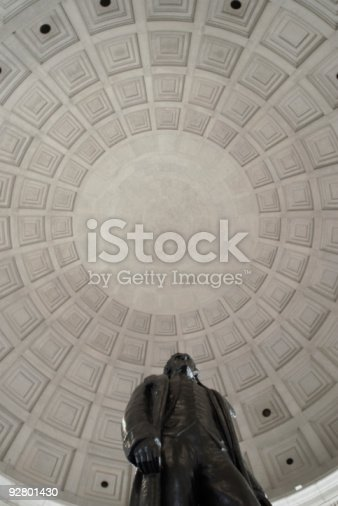 istock Jefferson Memorial 92801430