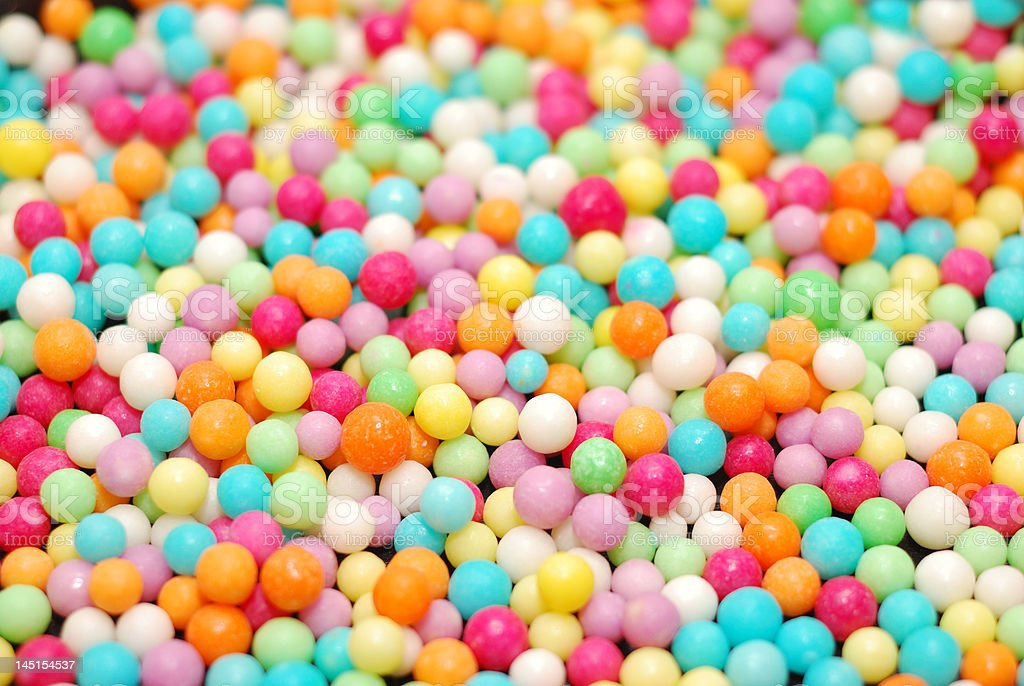 jelly bean background royalty-free stock photo