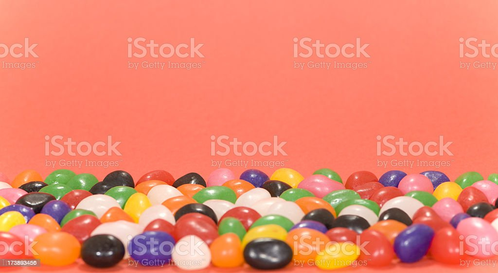 Jelly Beans in Rot – Foto