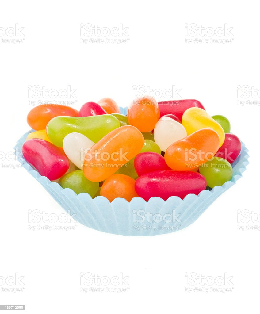 Jelly beans royalty-free stock photo