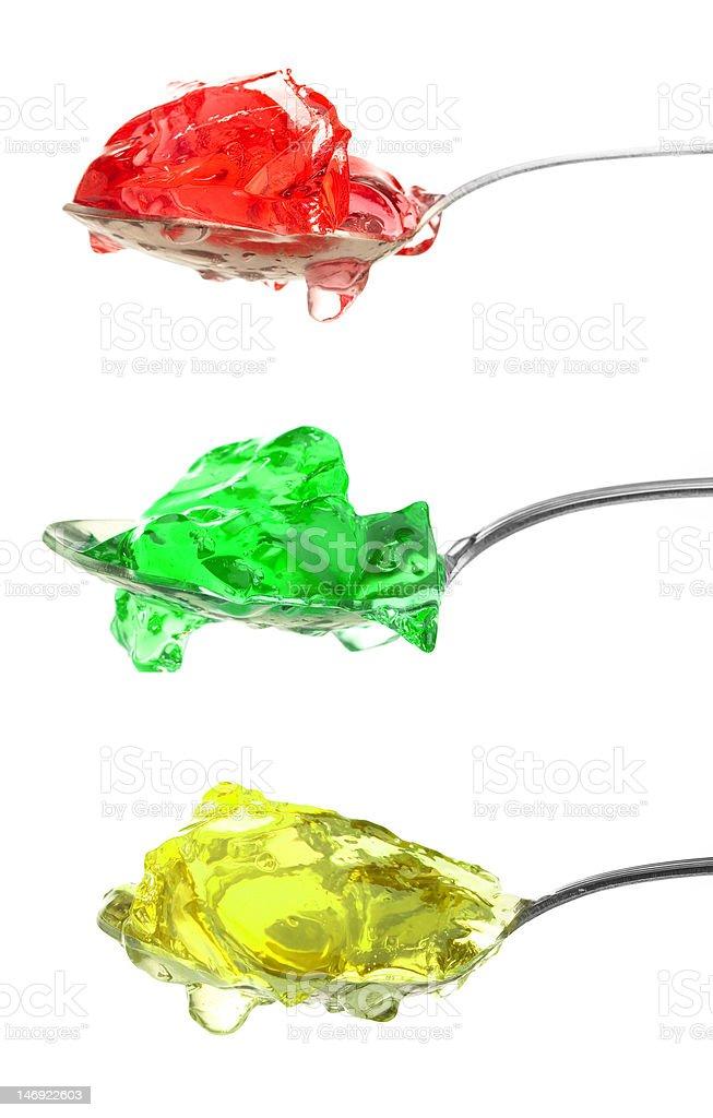 jelly stock photo