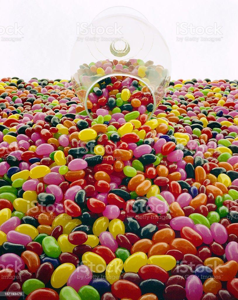 Jellybeans royalty-free stock photo