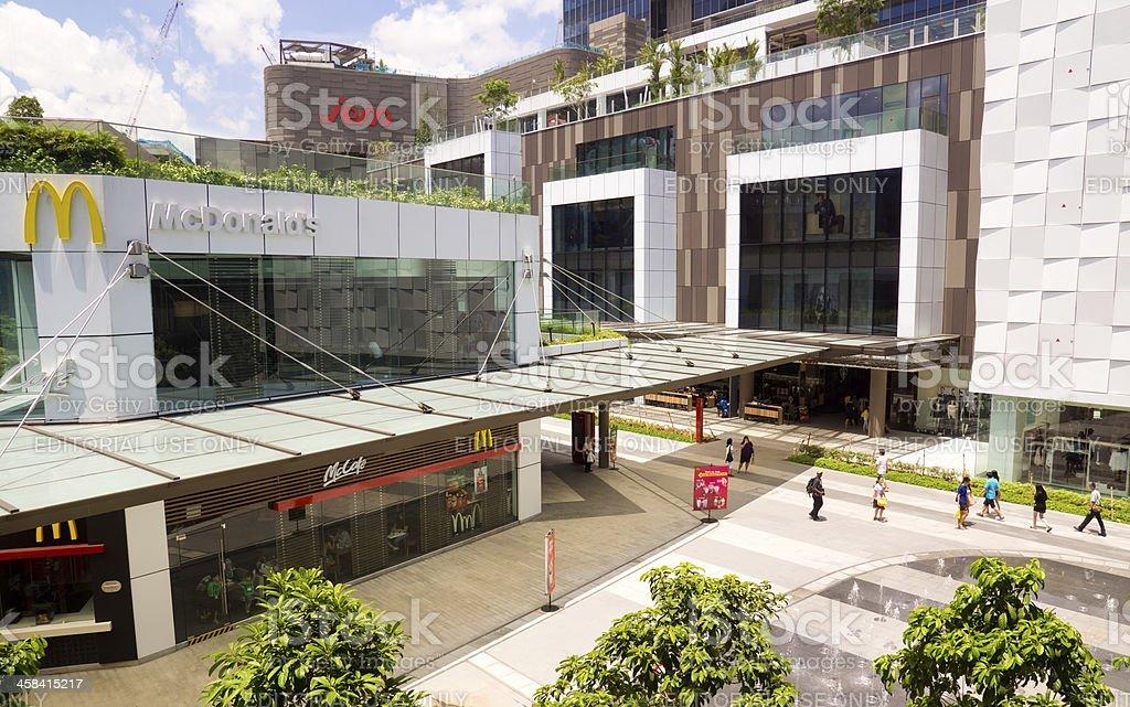 Jem (Jurong East Mall) stock photo