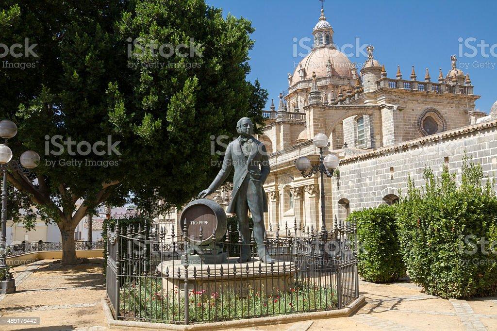 Jerez de la Frontera, Cadiz, Andalusien, Spanien stock photo