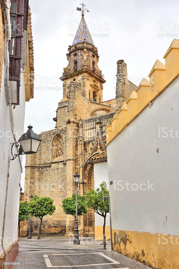 Jerez stock photo