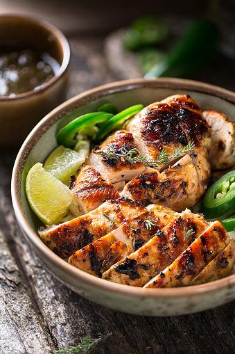 Jerk chicken, Jamaican dish