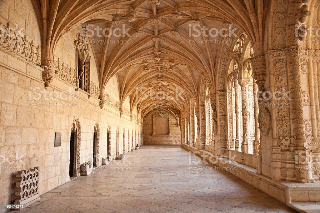 Das Kloster Mosteiro dos Jerónimos – Foto