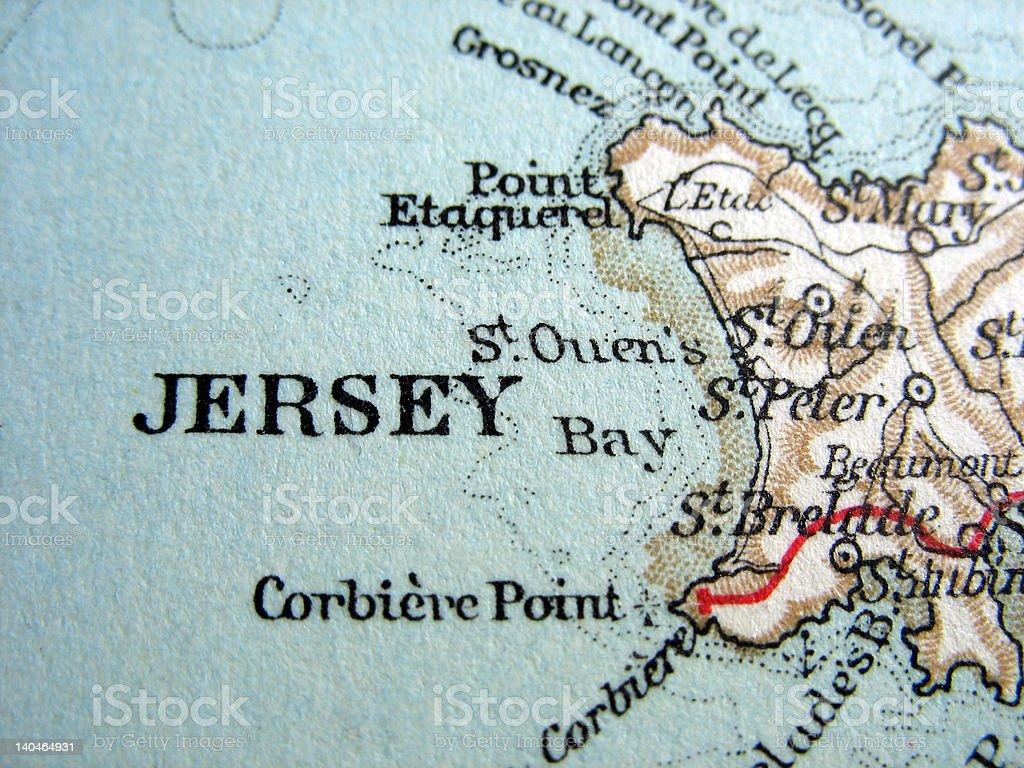Jersey stock photo