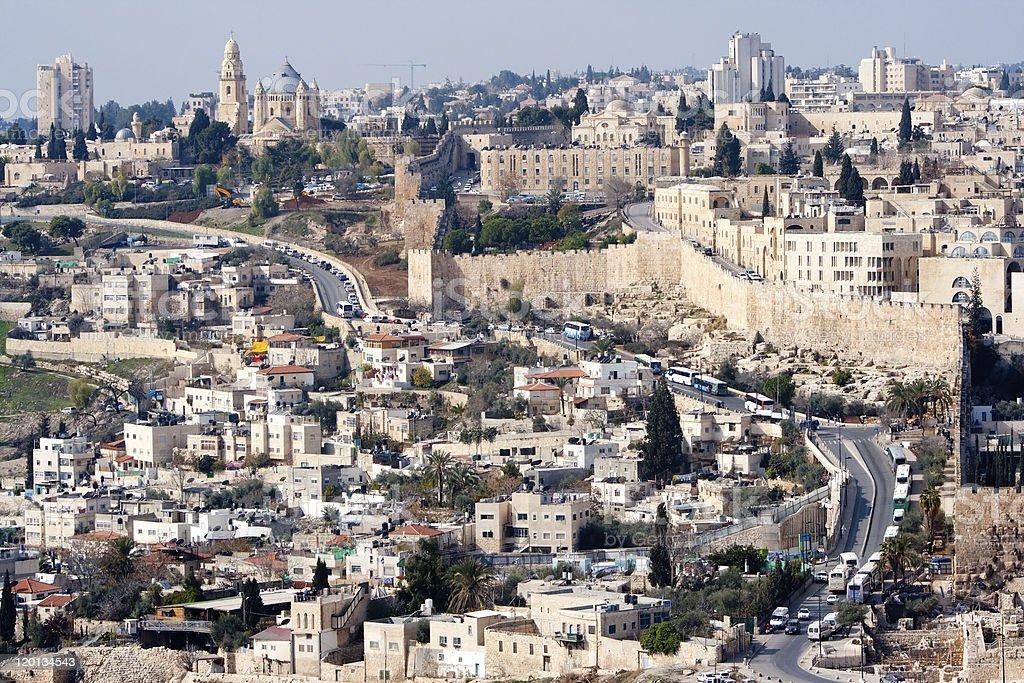 Jerusalem - Israel royalty-free stock photo