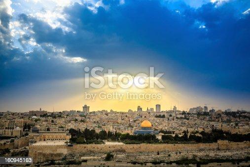 istock Jerusalem 160945163