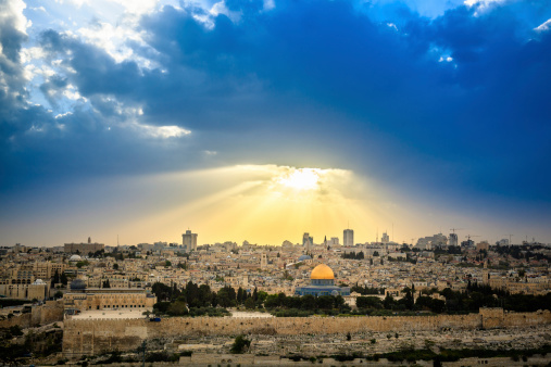 Jerusalem Stock Photo - Download Image Now
