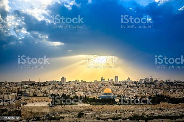 Jerusalem Stock Photo - Download Image Now