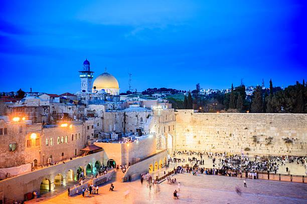 jerusalem - jerusalem stock-fotos und bilder