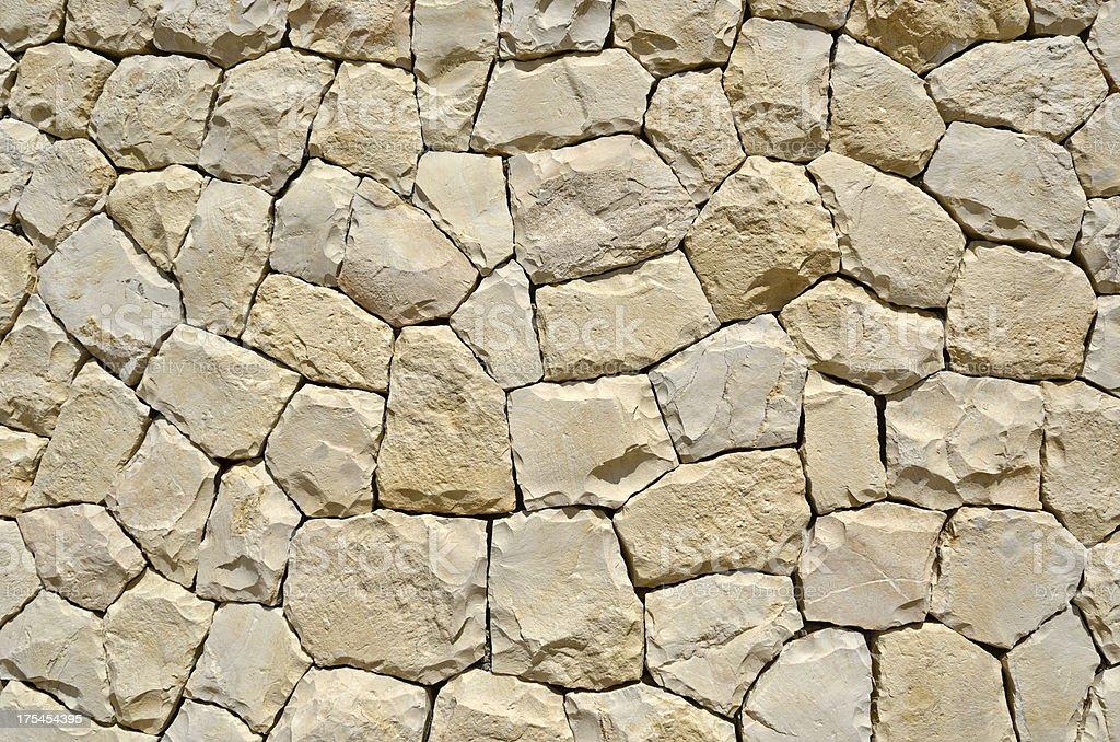 Jerusalem Stone royalty-free stock photo