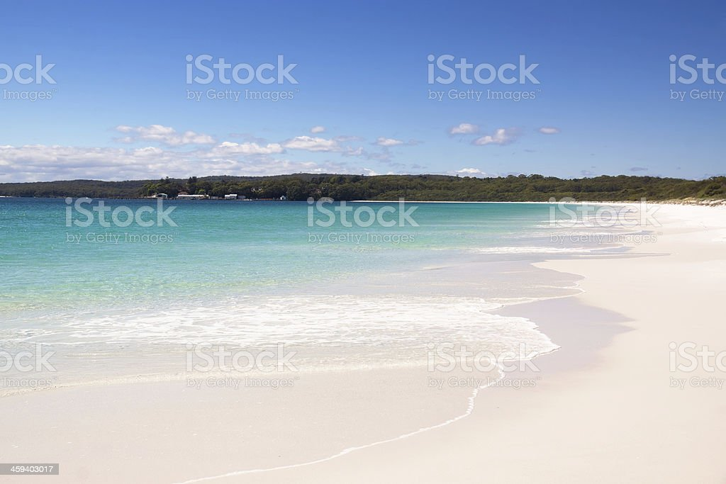 Jervis Bay - Hyams Beach stock photo