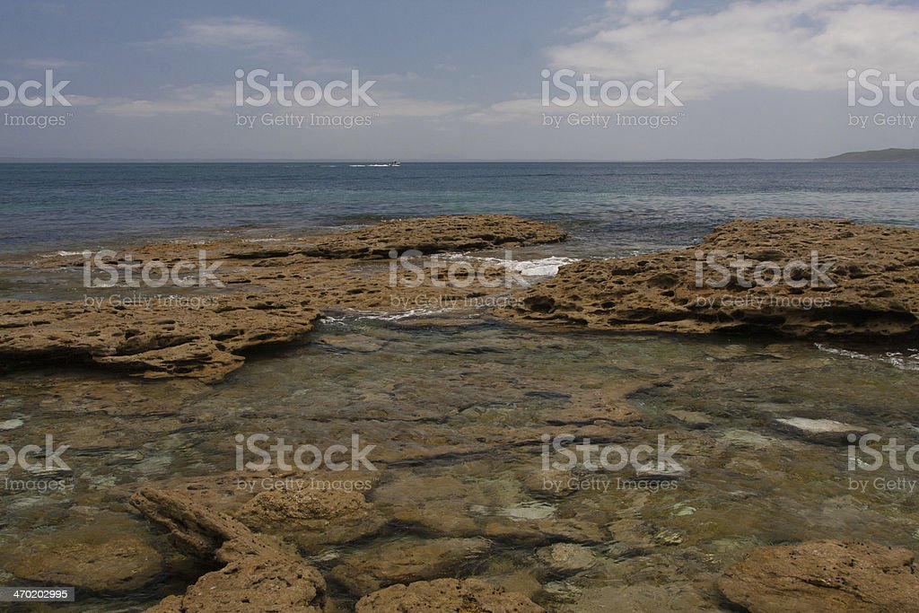 Jervis Bay National Park royalty-free stock photo