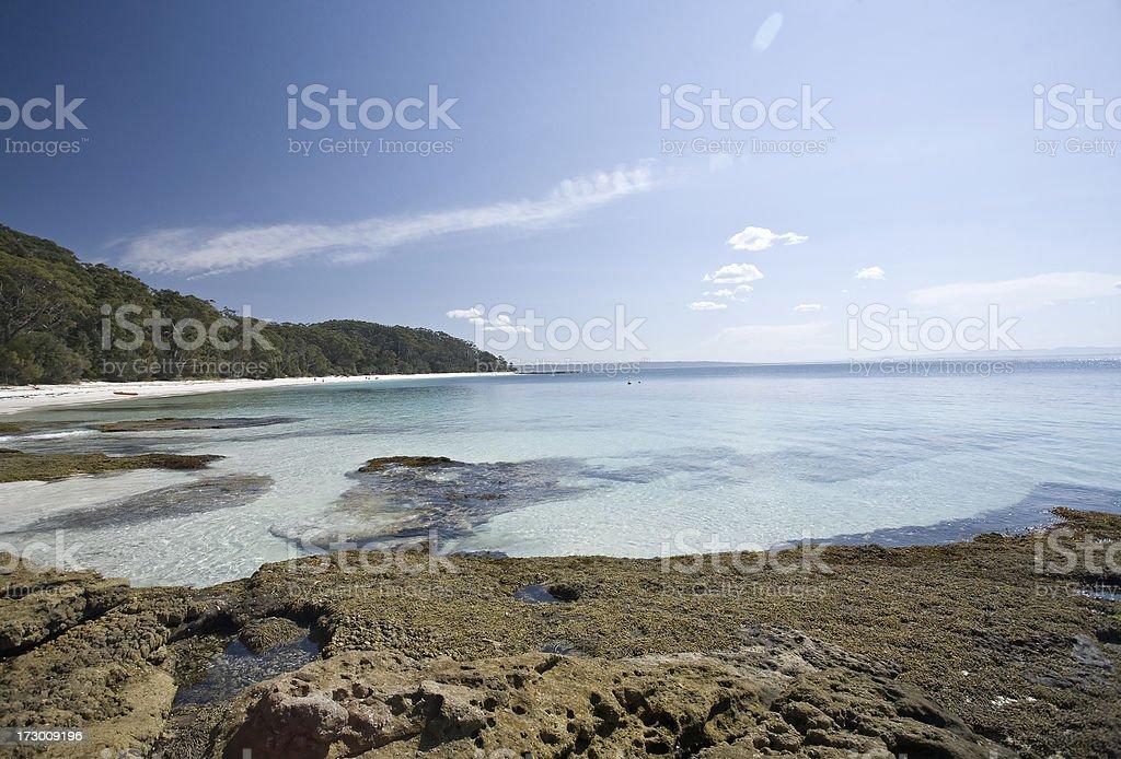 Jervis Bay - NSW Australia royalty-free stock photo