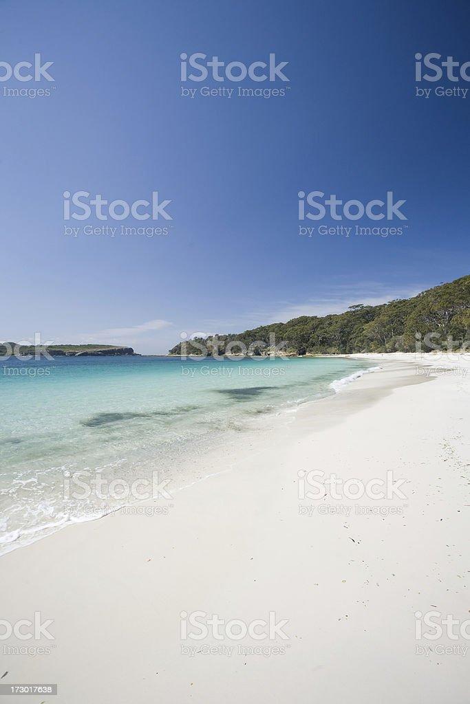 Jervis bay, Ocean Scene royalty-free stock photo