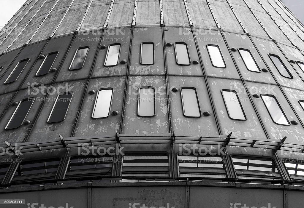 Jested Hotel in Liberec, Czech Republic stock photo