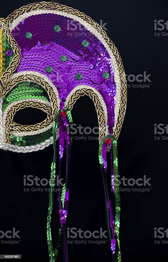 Jester Mask royalty-free stock photo