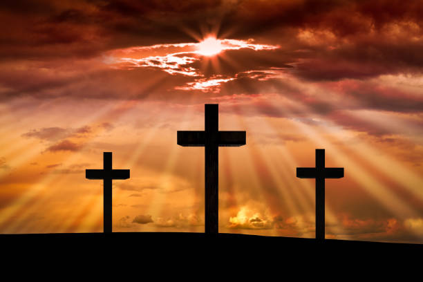 Calvary Cross Stock Photos, Pictures & Royalty-Free Images ...