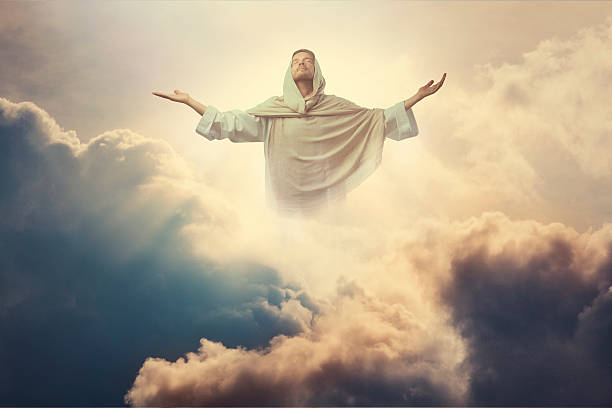 jesus christ - god stock photos and pictures