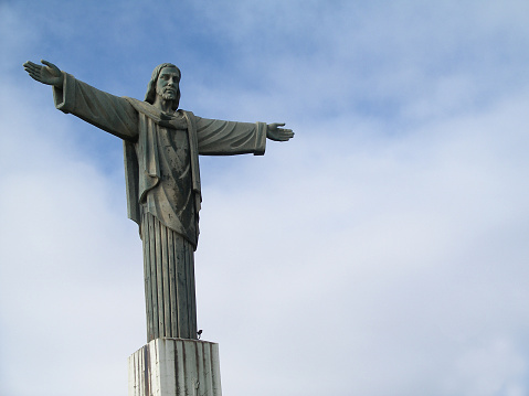 Jesus Christ Statue Stock Photo - Download Image Now